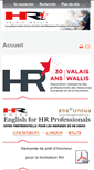 Mobile Preview of hr-valais.ch